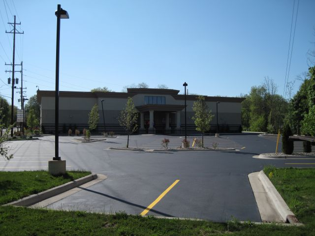 Commercial Parking Lot