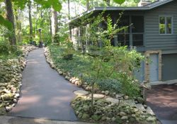 Residential Decorative Landscaping